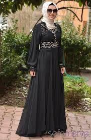 2019 Sefamerve Tesettur Elbise Modelleri Elbise Modelleri Moda Stilleri Elbise