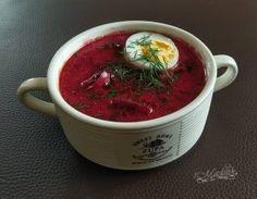 Botwinka - wiosenna zupa z jajem