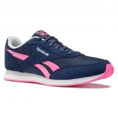 Reebok AR1514 REEBOK ROYAL CL JOGGER 2 Lacivert Bayan Yürüyüş Koşu Ayakkabısı