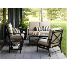 Unique clearance wrought iron patio furniture for your home