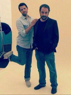 Misha and Mark S
