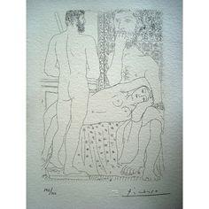 Картинки по запросу grabados de picasso suite vollard