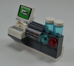 New Lego SCIENTIST LAB COMPUTER CONSOLE B221                             #LEGO
