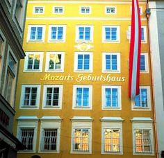 Salzburg Austria, home of Wolfgang Amadeus Mozart. Visited during my Christmas Markets Along the Danube cruisetour with Grand Circle Cruise Line 2011 Places To Travel, Places To Go, Mozart, Salzburg Austria, Heritage Center, Most Beautiful Cities, Wonderful Places, List, Historical Sites