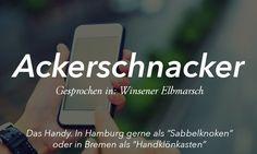 21 Worte, die wirklich niemand außerhalb Norddeutschlands rafft
