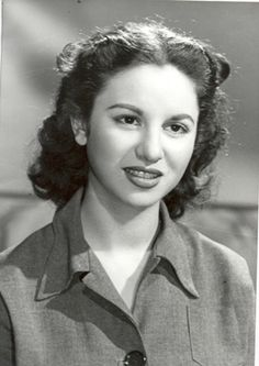 Actress and producer Faten Hamama has eloquently represented and advanced the standing of woman in Egyptian society.