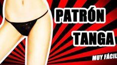 Comenzando la serie de patrones para lencería femenina voy a empezar por lo más fácil y rápido pa... Underwear Pattern, Rhinestone Bra, Beachwear, Swimwear, Sewing Patterns Free, Sewing Crafts, Athletic Tank Tops, Lingerie, Fabric