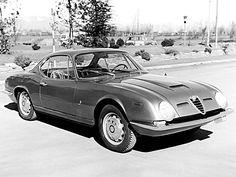 1963 Alfa Romeo 2600 Sprint HS (106) (Bertone)