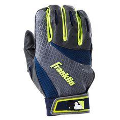 Adult Franklin Sports 2nd-Skinz Batting Gloves,
