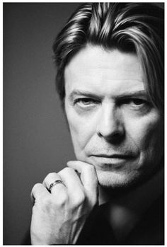 David Bowie (b.January 8, 1947–d.January 10, 2016). He died two days after his 69th birthday
