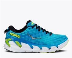 [ Men's Hoka One One: Vanquish 2 ]  Category: Neutral to Light Support Road running shoe | Midsole: ~1.8x volume | Hoka Grip lugs: 2mm | Heel to toe drop: 4mm | Heel cushioning: 32mm | Meta cushioning: 28mm | Weight: 285g (9USM) Colour: Cyan / Citrus | Underfoot Feel: SOFT