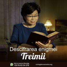 Descifrarea enigmei Treimii #Iisus #Sfanta_Biblie #rugăciune #salvare #creştinism #Evanghelie #bible_versuri #Creatorule Home, Bible