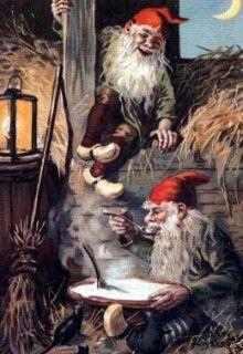 Christmas gnomes ~