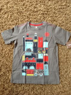 Streets of Marrakech Graphic Tee - Morocco (2014).