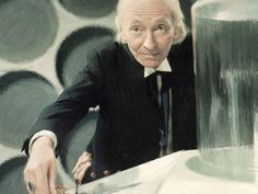 William Hartnell. The very first.♥