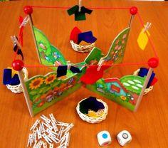 """ФМ """"Самая красивая игра"""". Piccobello Selecta. - запись пользователя Анастасия (Настасья) (dfhzkbpf) в сообществе Настольные игры в категории игры для малышей (дошкольников) - Babyblog.ru Mini Games, Games For Kids, Triangle, Kids Rugs, Weather, Decor, Ideas, Board Games, Activities"""