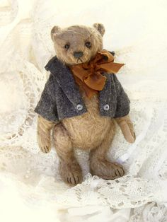 Traditional Bear #teddy, #teddies, #bears,