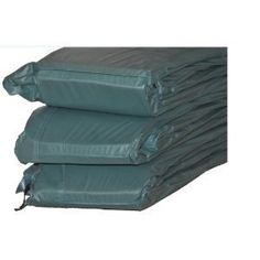 "12' NEW PREMIUM GREEN VINYL TRAMPOLINE PAD - $119 VALUE!!! 1"" THICK PADDING - http://www.exercisejoy.com/12-new-premium-green-vinyl-trampoline-pad-119-value-1-thick-padding/fitness/"