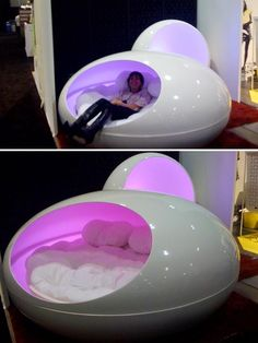 pod bed..... that would be cool for a teen