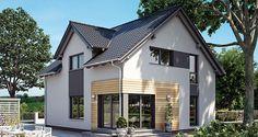 Fertighaus Architektenhaus Sorrento von Büdenbender