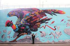 Farid Rueda #art #streetart