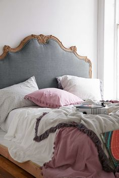 Margaux Headboard - Urban Outfitters