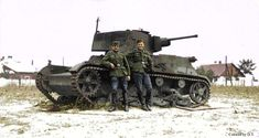 Colorizations By Users - Soviet tank. Army Vehicles, Armored Vehicles, T 26, Tank Armor, Ww2 Tanks, World Of Tanks, Tonne, German Army, Panzer