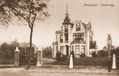Gesloopt: Villa Gretha aan de Soeserweg. Schuin tegenover de Noack-fabriek bij de Asterstraat stond Villa Gretha aan de Soesterweg 369 (huidige nummer 451). Omstreeks 1930 werd de villa  hernoemd in Villa Rozenhof. Tot ca. 1930 werd de villa bewoond door Johan G.F. van Achterbergh. Tijdens WO1 stelde hij zijn villa ter beschikking voor vluchtelingen uit voornamelijk België. Later werd de villa bewoond door E. Noack. Ergens tussen 1932 en 1938 is de villa gesloopt. Bron: Gesloopt in…