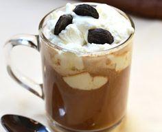 Latte, Food To Make, Food Porn, Paleo, Pudding, Coffee, Drinks, Recipes, Foods