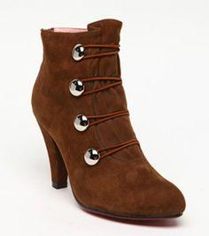 Suzi-G Brown Willow Boot