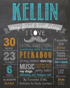 Ordered this for Kellin's party off Etsy..so cute!!