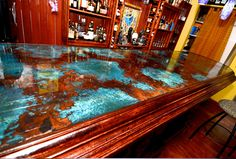 copper sheet metal for table top - Google Search