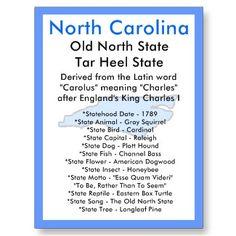About North Carolina