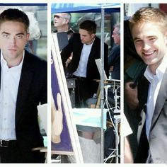 Filming MAPS TO THE STARS, August 2013