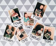 The first year of your baby's life will go by in a flash. In an instant, that little bundle of joy that you were so nervous to bring home will turn into a babbling, crawling, food-flinging 1-year old – and from there life only moves faster... and messier. Document all the fun with these great tips on the Polaroid blog.
