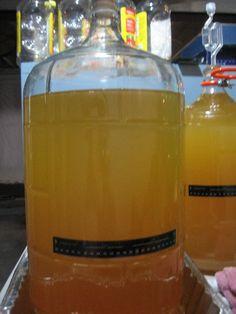 Caramel Apple Hard Cider from HBT