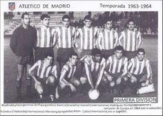 Foto Atletico de Madrid 1963/64