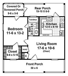 Addition on cute small unique house plans
