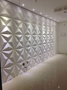 Wallpaper Ideas Bedroom Creative Patterns 66 Ideas For 2019 Decor, Wallpaper Bedroom, Interior Decorating, Wall Paneling Diy, Ceiling Design, Wall Texture Design, Brick Paneling, Wall Paneling, Wall Design