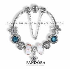 Pandora 925 Sterling Silver Inspirational Bracelet (AF7174)