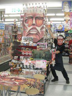 Shingeki No Kyojin aesthetic