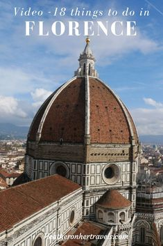 18 things to do in Florence