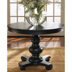 Brynmore Round Table (13.326.665 IDR) ❤ Liked On Polyvore Featuring Home,