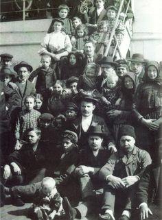 New York Italian immigrants 1905