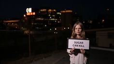 Andrea next to the C&H sugar factory near San Francisco. #sugarbluesfilm