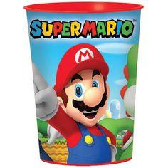 Verre de plastique Super Mario 473 ml, Français