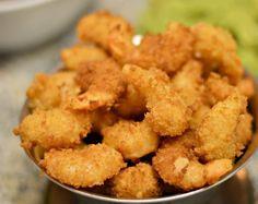 Extra Crispy Shrimp