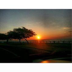 Amanecer #vereda #Maracaibo