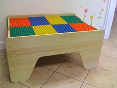 nilo lego duplo compatible table