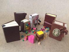 miniature book, handmade, mini books, elyapımı defter, book